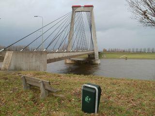 Maasbrug bij WijkenAalburg2